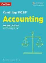Cambridge IGCSE™ Accounting Student's Book