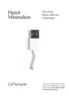 Cal Newport - Digital Minimalism artwork