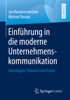 Jan Rommerskirchen & Michael Roslon - Einführung in die moderne Unternehmenskommunikation Grafik
