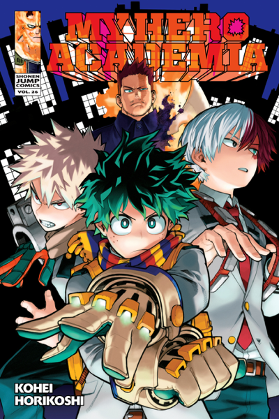 My Hero Academia, Vol. 26