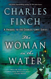 The Woman in the Water - Charles Finch book summary
