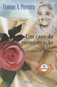 Um Caso de Reencarnação Book Cover