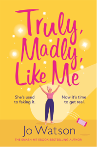 Truly, Madly, Like Me Buch-Cover