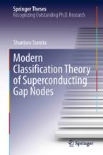 Modern Classification Theory of Superconducting Gap Nodes