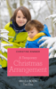 Christine Rimmer - A Temporary Christmas Arrangement artwork