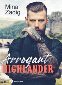 Arrogant Highlander Book Cover