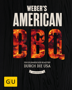 Weber's American BBQ Buch-Cover