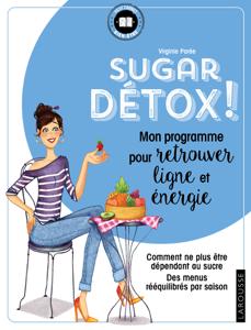Sugar Détox La couverture du livre martien