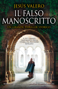 Il falso manoscritto Libro Cover