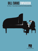 Bill Evans Omnibook for Piano Book Cover