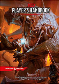 Player's Handbook (Dungeons & Dragons)-Update 16/01/2021