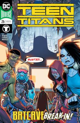 Teen Titans (2016-) #26 - Adam Glass & Bernard Chang book