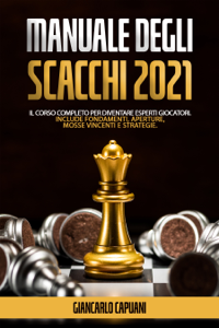 Manuale Degli Scacchi 2021 Copertina del libro