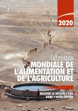 La situation mondiale de l'alimentation et de l'agriculture 2020: Relever le défi de l'eau dans l'agriculture