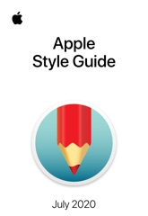 Apple Style Guide