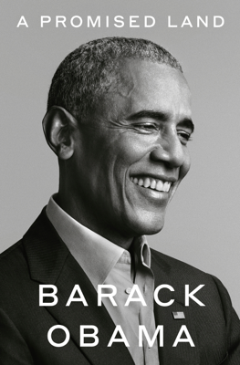 Barack Obama - A Promised Land book