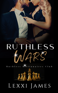 Ruthless Wars Book Cover