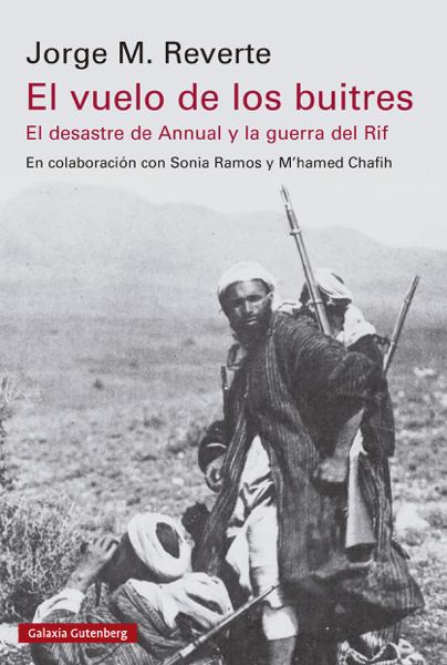 El vuelo de los buitres por Jorge Martínez Reverte