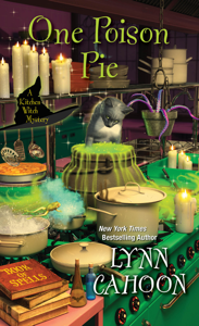 One Poison Pie Book Cover