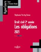 Droit des obligations 2021 - 13e ed.