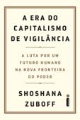 A Era do Capitalismo de Vigilância Book Cover