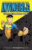 Invincible Compendium Vol. 1 Book Cover