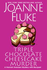 Triple Chocolate Cheesecake Murder Book Cover