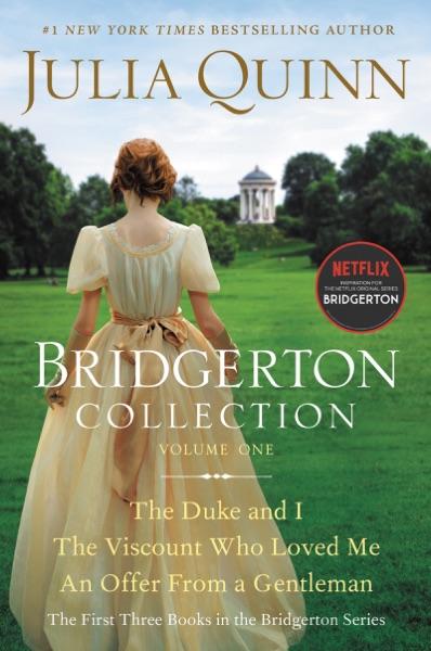 Bridgerton Collection Volume 1 - Julia Quinn book cover