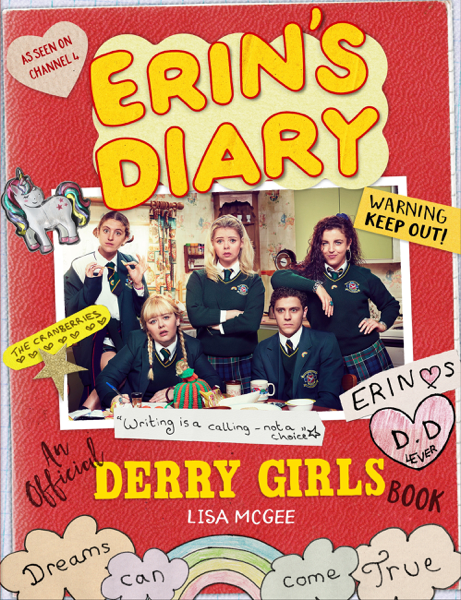 Erin''s Diary: Official Derry Girls Book