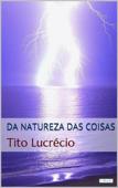 Da Natureza das Coisas - Lucrécio Book Cover