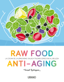 Raw Food Anti-aging Book Cover