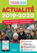 Actualité 2019-2020 - Concours et examens 2020 - Actu 2020 offerte en ligne