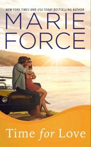 Time for Love (Gansett Island Series, Book 9)
