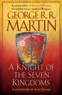 A Knight of the Seven Kingdoms - George R.R. Martin & Gary Gianni book