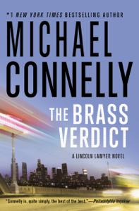 The Brass Verdict Book Cover