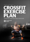 Crossfit Exercise Plan