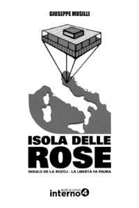 Isola delle rose Libro Cover