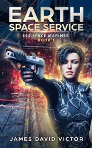 Earth Space Service Book Cover