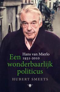 Een wonderbaarlijk politicus Boekomslag
