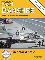 F2H Banshee in Detail & Scale Part 2