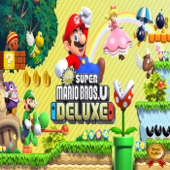 New Super Mario Bros U Deluxe The Complete Tips- A-Z Walkthrough - Tips & Tricks and More!