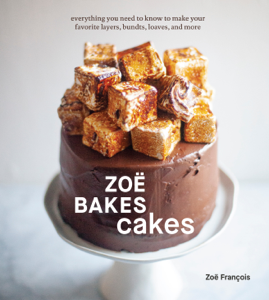Zoë Bakes Cakes Book Cover