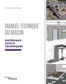 Manuel technique du maçon - Volume 1