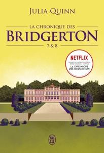 La chronique des Bridgerton (Tomes 7 & 8) Book Cover