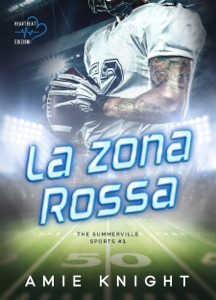 La zona rossa Book Cover