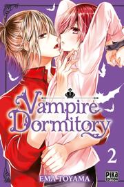 Vampire Dormitory T02