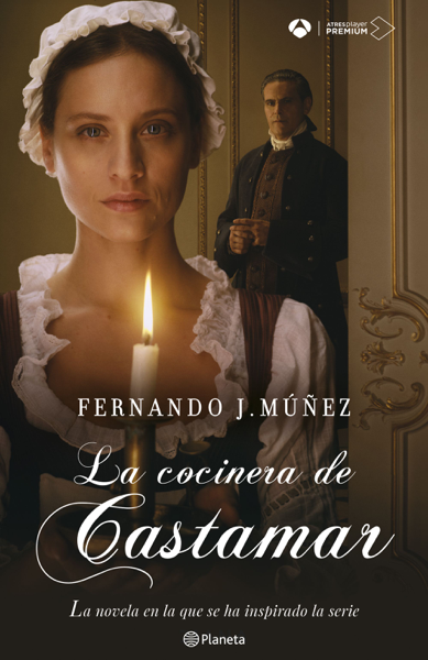 La cocinera de Castamar by Fernando J. Múñez