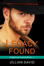 Legacy Found (Copper River Cowboys, Book 4)
