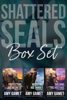Amy Gamet - Shattered SEALs Box Set artwork