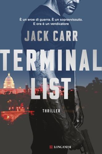 Jack Carr - Terminal list - Edizione italiana